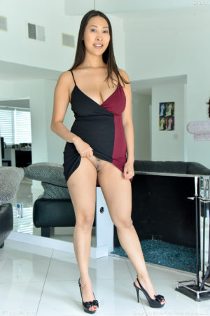Asian FTV MILF Sharon tried out a new vibrator on her plump pussy